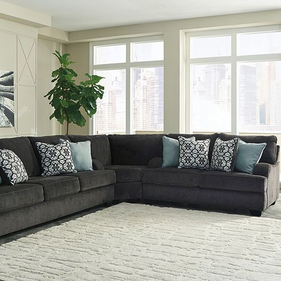 Best Signature Design By Ashley® Charenton 3 Pc Sectional 400 x 300