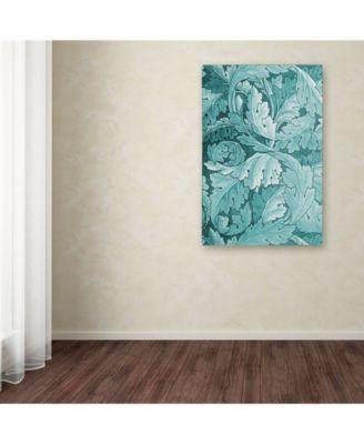 Lavoie Morris Acanthus 5 Canvas Art