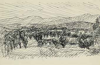 jacques villon drawings