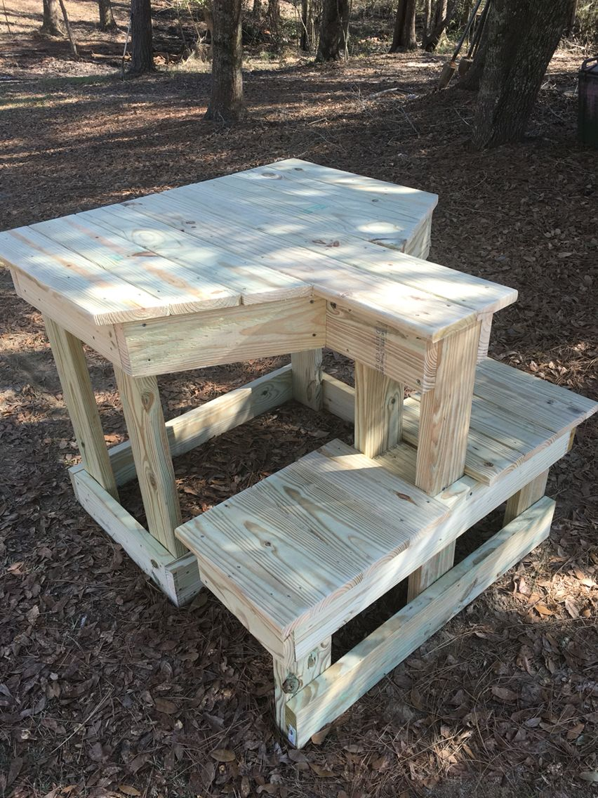 Shooting Bench … Shooting bench, Shooting bench plans