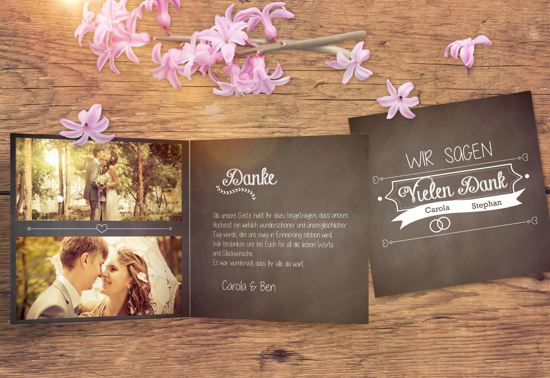 Hochzeit Dankeskarte Text Dankeskarten Hochzeit Text
