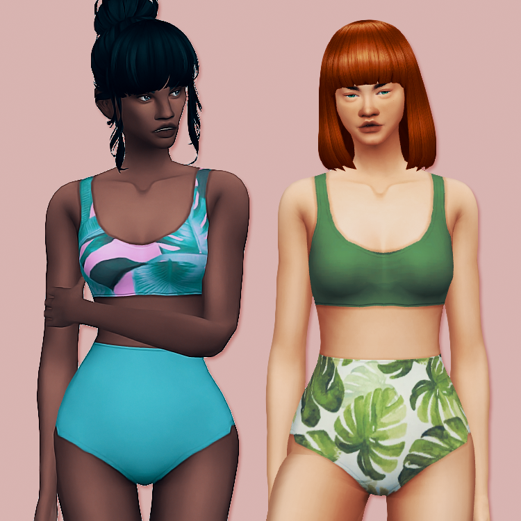 Lana Cc Finds Fernpots Some Swimmies Inspired By The Jungle Sims Cc Sims 4 Sims 4 Dresses Sims 4 Clothing Lana cc finds is back by the way! pinterest