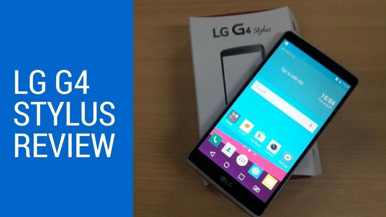 Review LG G4 Stylus: Specifications, Features, Price