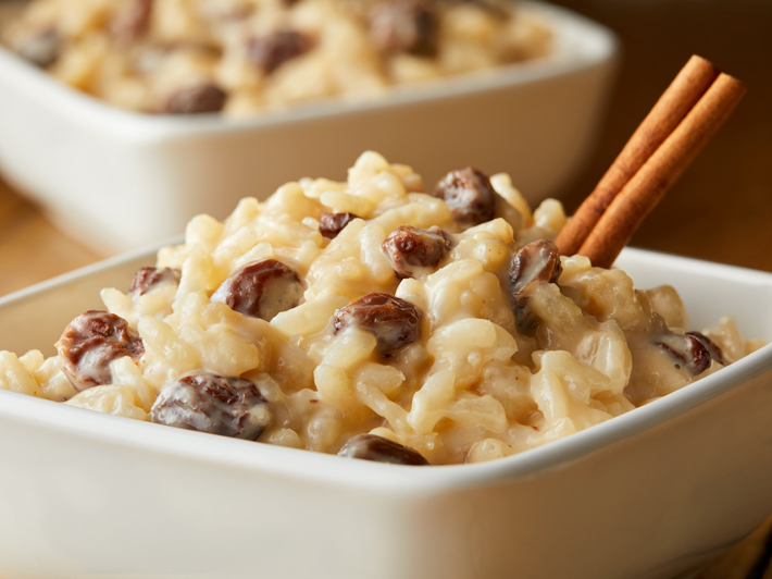 Your Website Title Recipe Creamy Rice Pudding Rice Pudding Recipes Baked Rice Pudding
