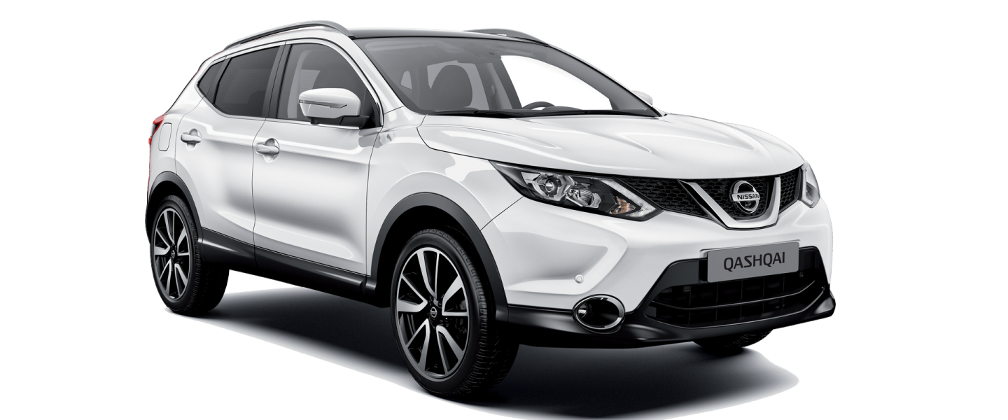 Nissan, Qashqai. My ideal car is a SUV / Jeep type. Big and bold ...