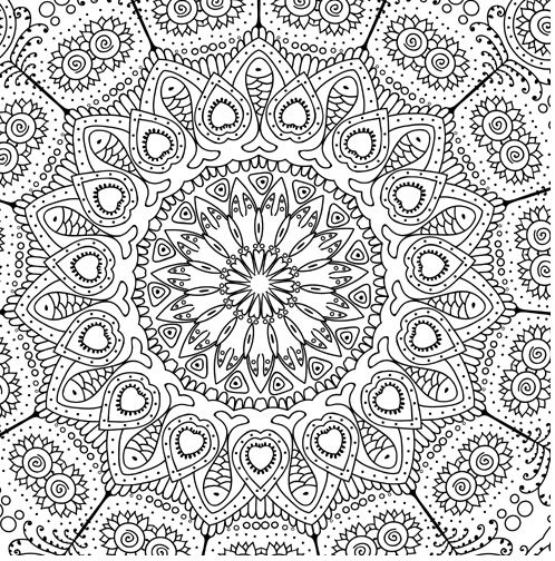 mandala coloring on sale at reasonable prices buy zen mandalas coloring book from mobile site on aliexpress now - Mandalas Coloring Book