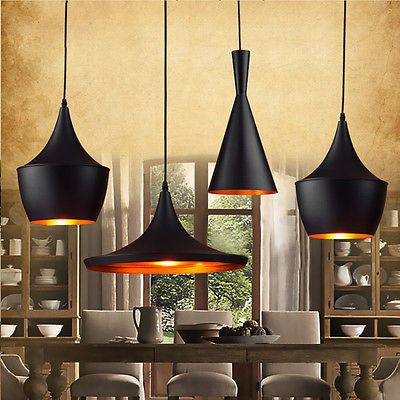 elegant chandelier modern ceiling pendant loft light lamp