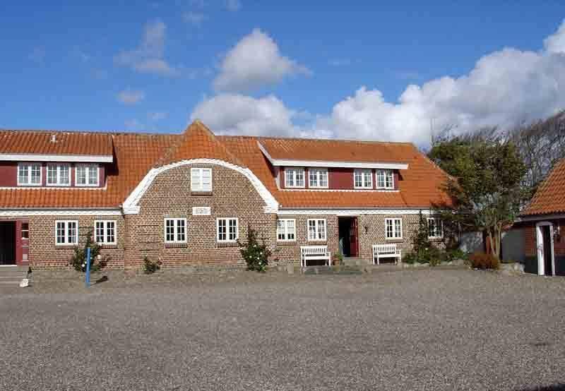 Rammegard Gods 8 Km Sydvest For Lemvig Danmark