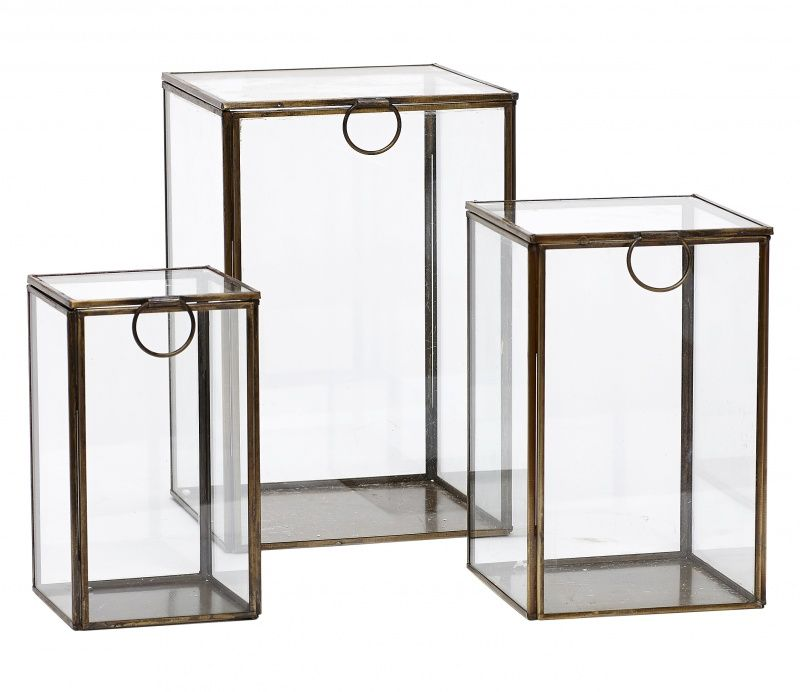 "Vitrine ""Glass box"""