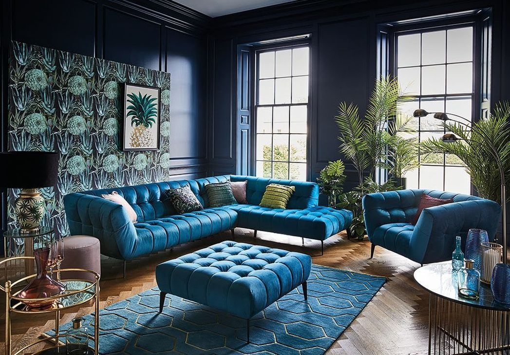 34 Amazing Craftsman Living Room Furniture Design Ideas Teal Living Rooms Living Room Turquoise Glamour Living Room