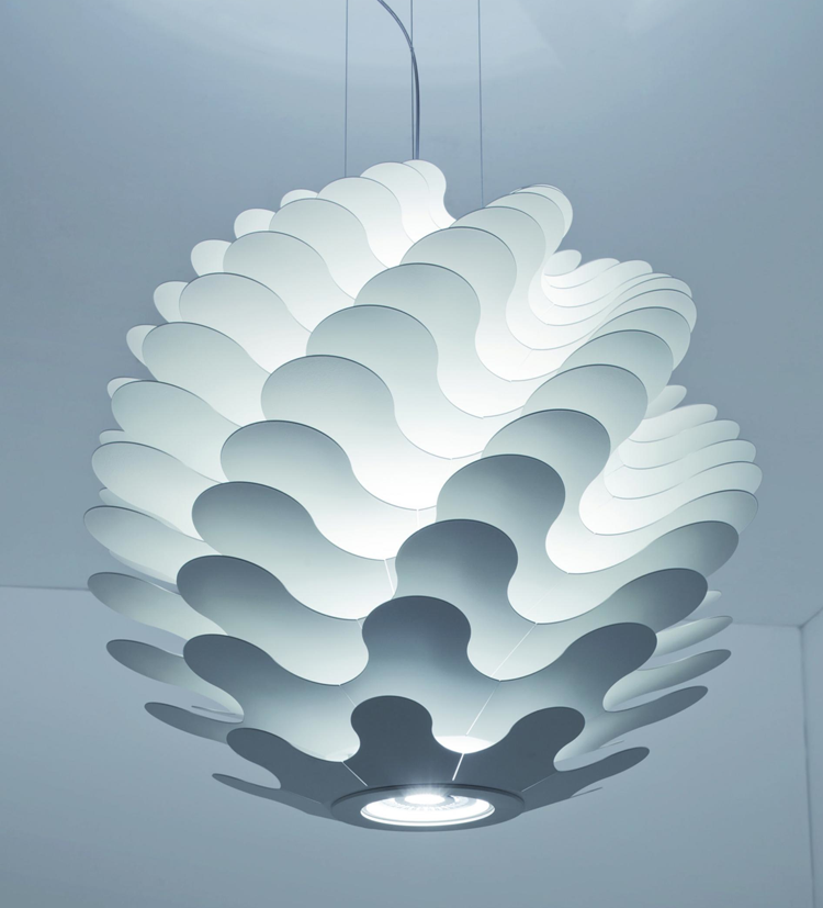 layers of light (aluminium) by lucente