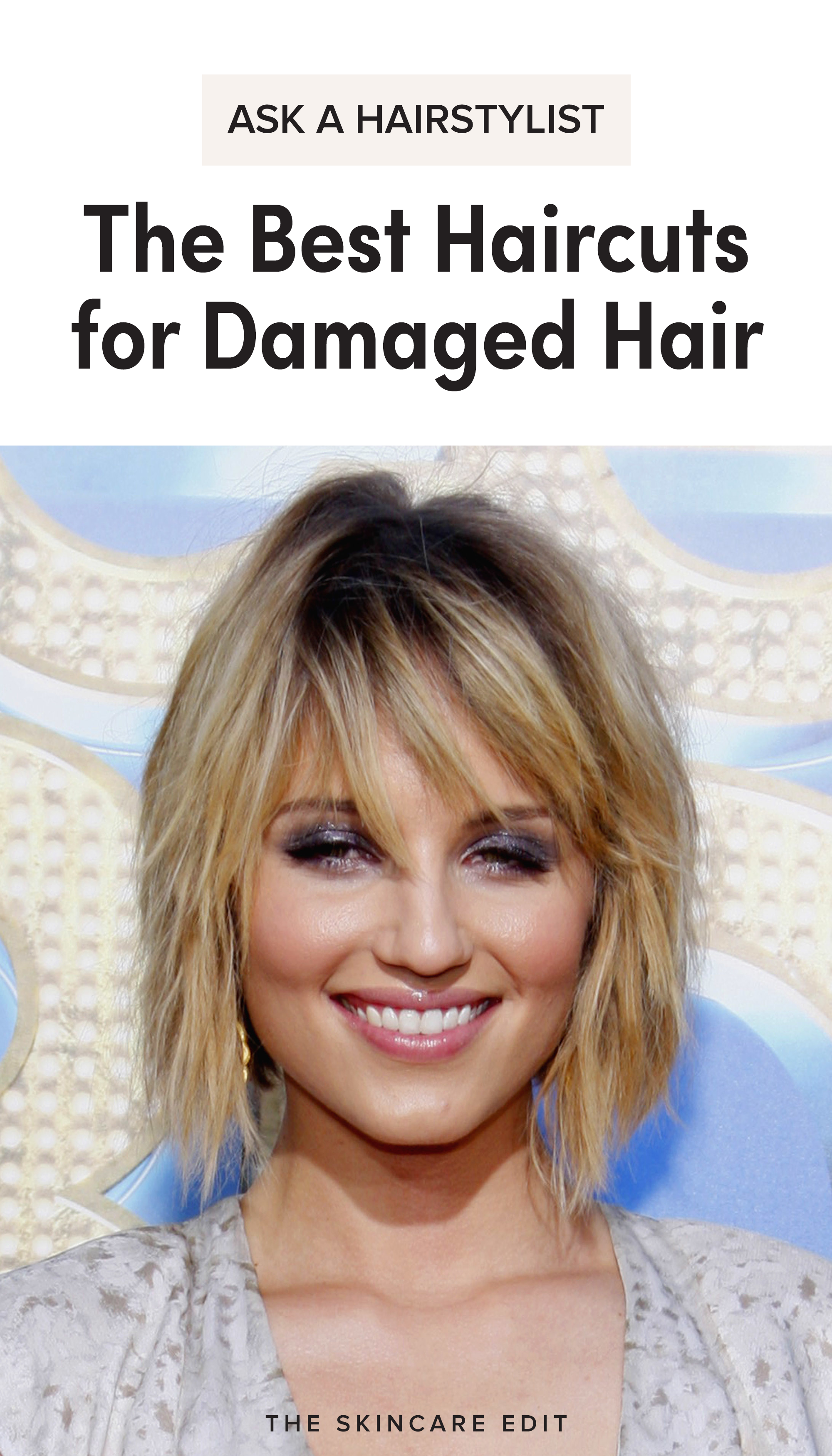 Ask A Hairstylist The Best Haircuts For Broken Damaged Hair In 2020 Cool Haircuts Breaking Hair Damaged Hair
