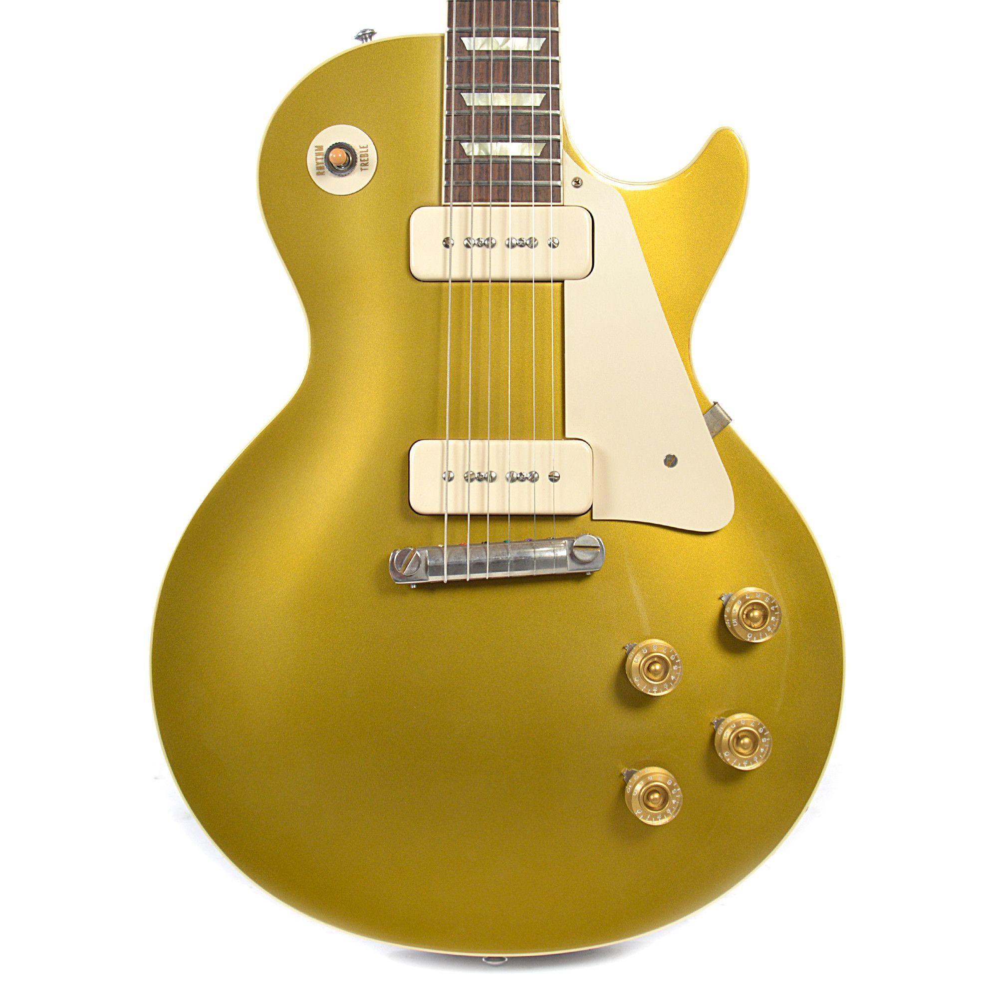 Gibson Custom Shop Les Paul 1954 Reissue Goldtop VOS Serial