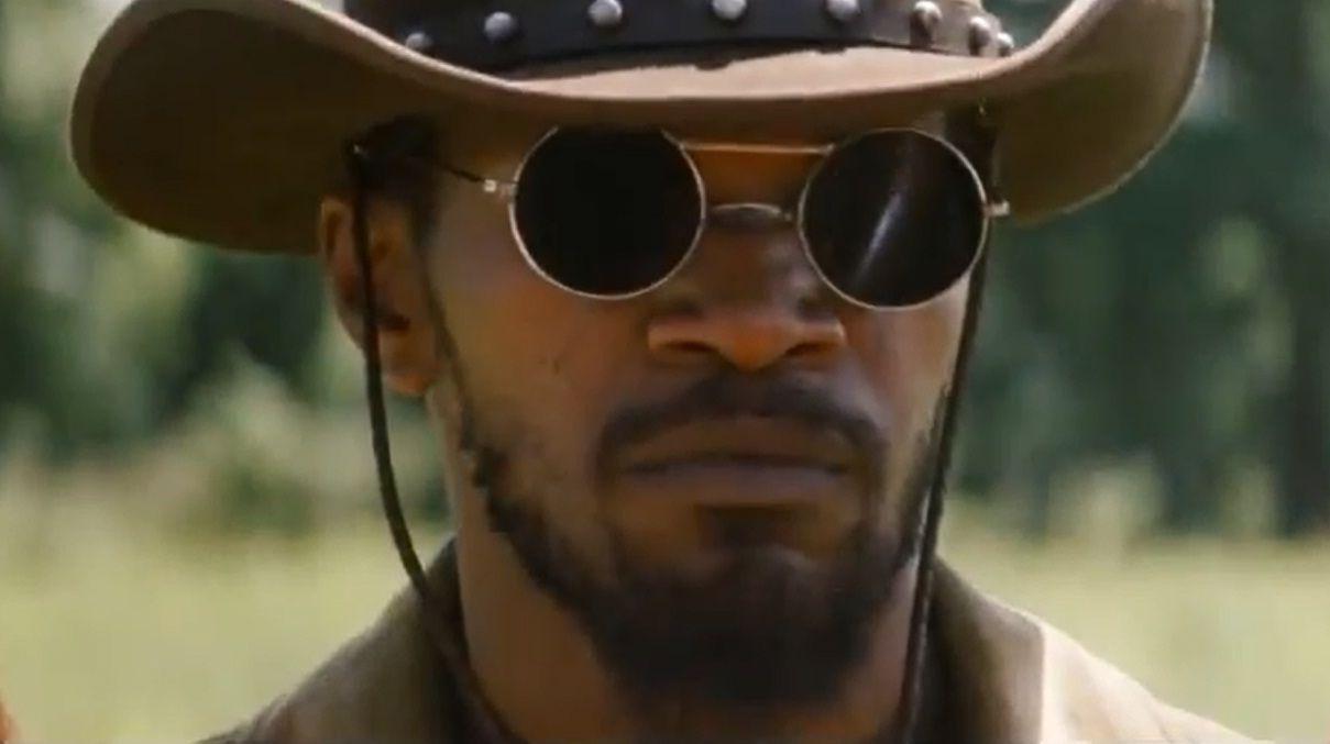 Film UnchainedInspiration Django LunettesYeux Lunettes Et yvb76Yfg