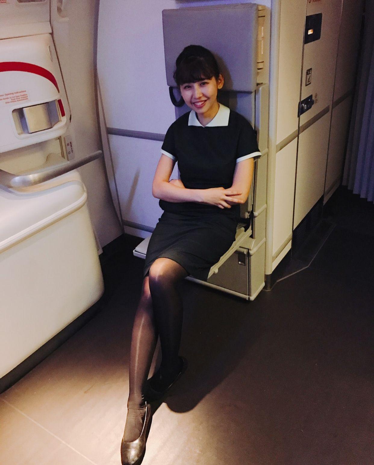 【台湾】エバー航空(長榮航空)客室乗務員/EVA Air cabin crew【Taiwan】 Flight