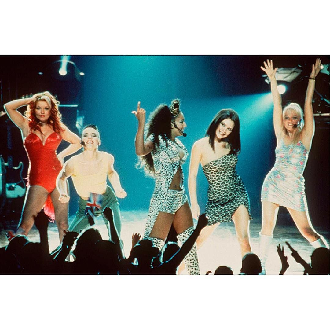 """#OnThisDay: Spice Girls Performing Spice Up Your Life At"