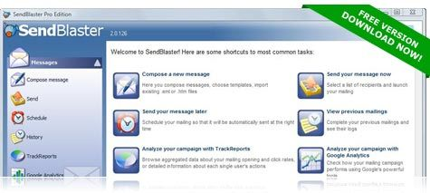 100 free newsletter software for email marketing newsletter