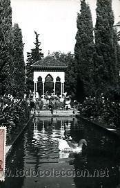 Tetuán (Marruecos), Parque Cajigas, 1960, 4 €