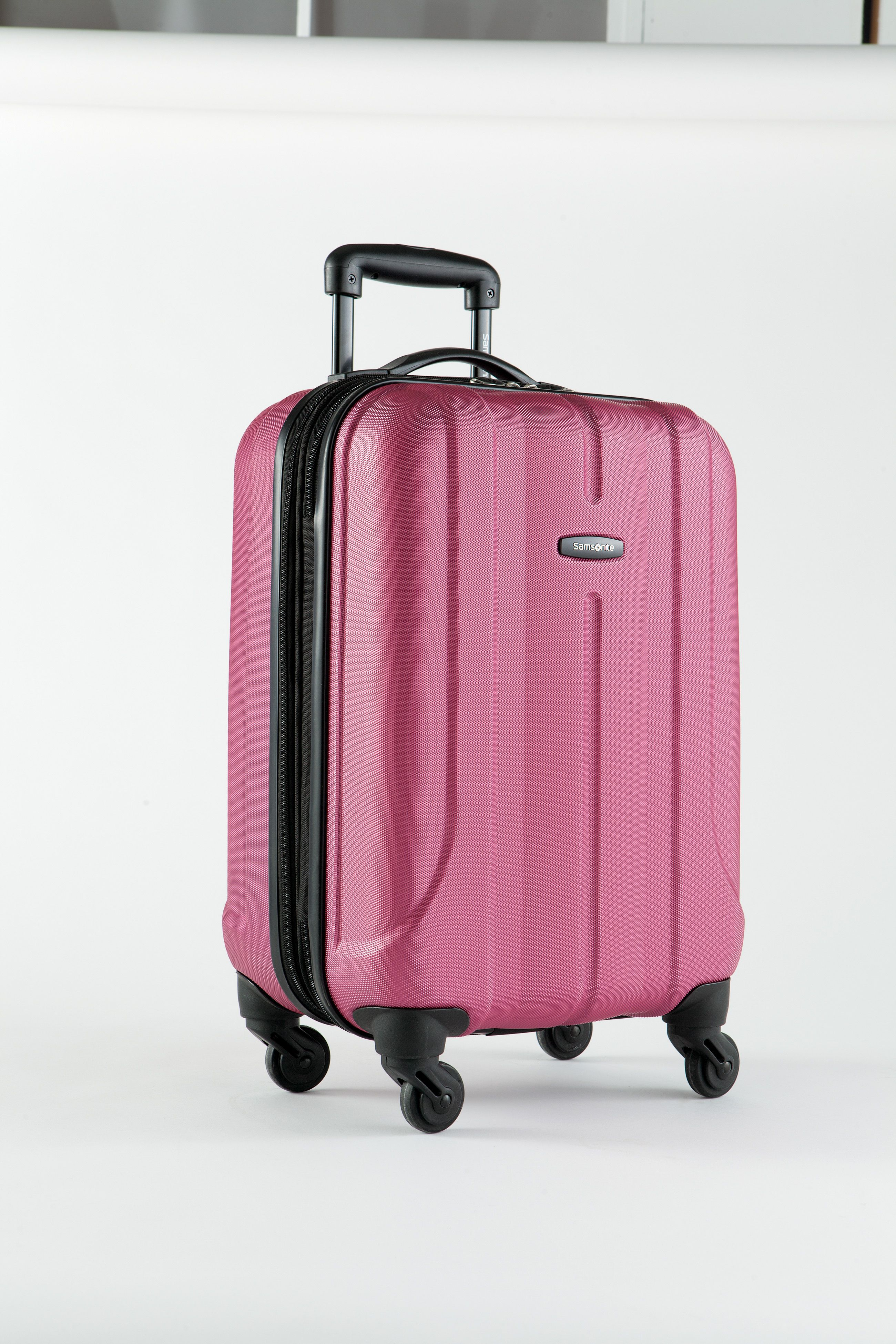 Samsonite® Fiero Hard Side Luggage Collection Purple is