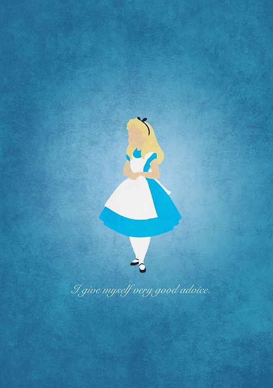 Alice In Wonderland Inspired Design Alice By Topshelf Alice And Wonderland Quotes Alice In Wonderland Wallpaper Iphone Disney