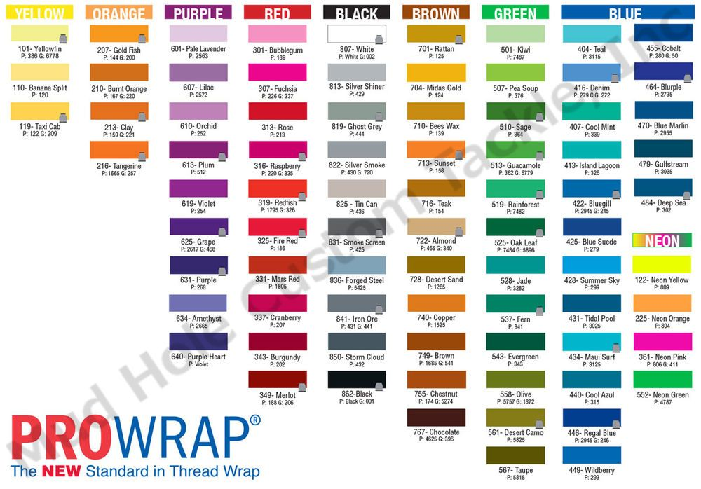White//Gray//Black Tones NCP//ColorFast ProWrap Thread