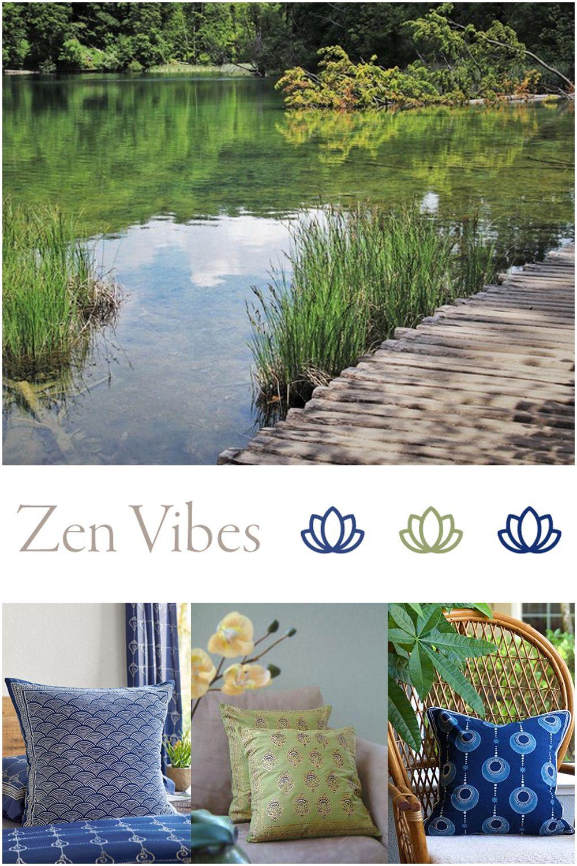Memories of Shalimar Inspire A Zen Space~Zen Decorating Ideas