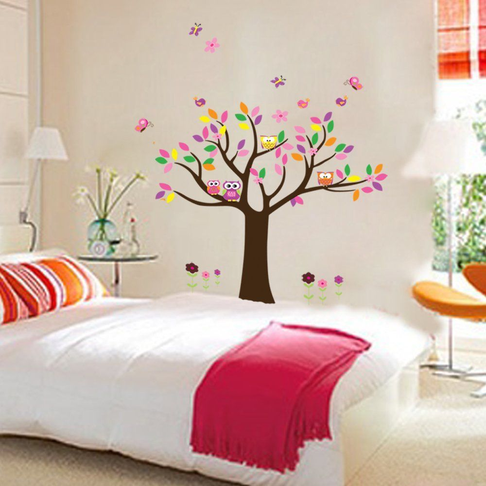 Decoración de paredes | Kids | Pinterest | Pegatinas de pared ...