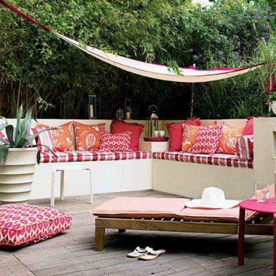 107 idées comment faire une terrasse extérieure moderne - Comment Faire Terrasse Beton