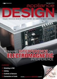 Appliance Design - February 2012 True PDF | 36 pages | English | 32.3 MB