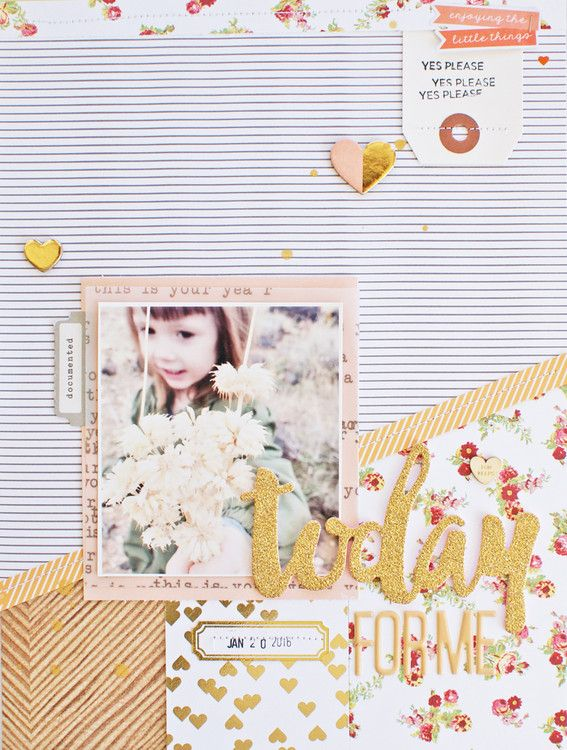 Blog: LOTW | MichelleWedertz - Scrapbooking Kits, Paper & Supplies, Ideas & More at StudioCalico.com!