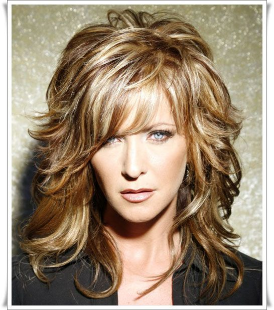 November 2012 New Haircut Picture Hair Styles Wavy Mid Length Hair Long Hair Styles