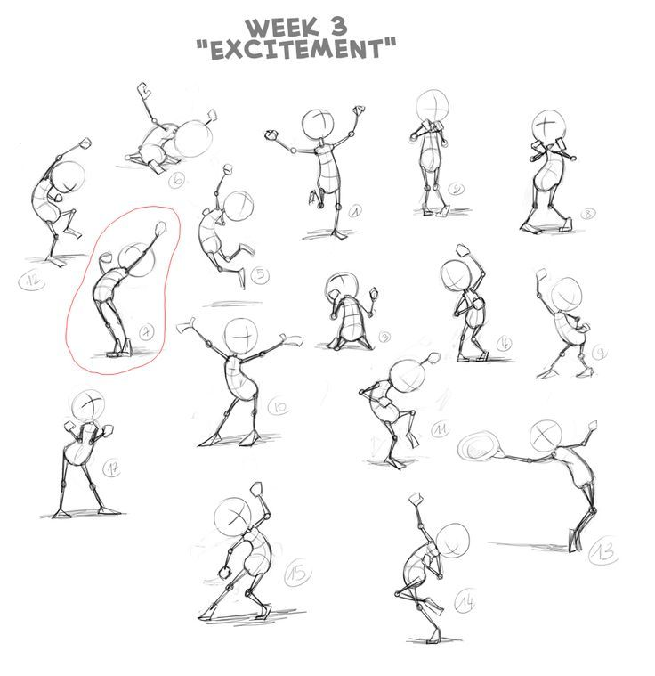 Image Result For Dynamic Animated Poses Art Animation Mentor
