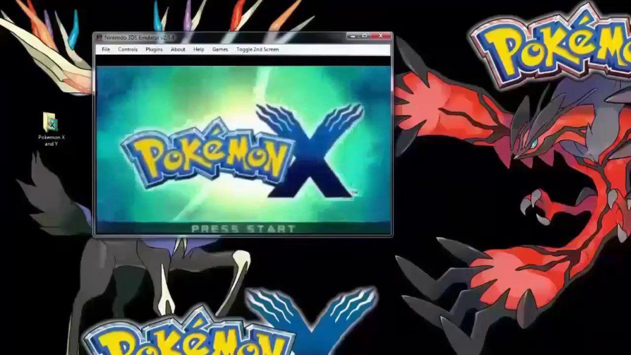 pokemon game download for 3ds emulator
