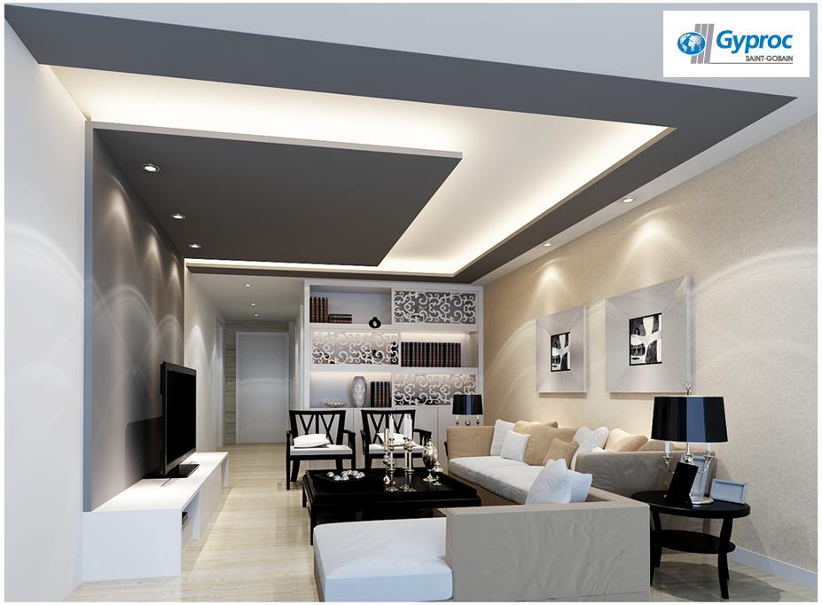 Room · Pop Ceiling DesignPop DesignDesigns For Living ...