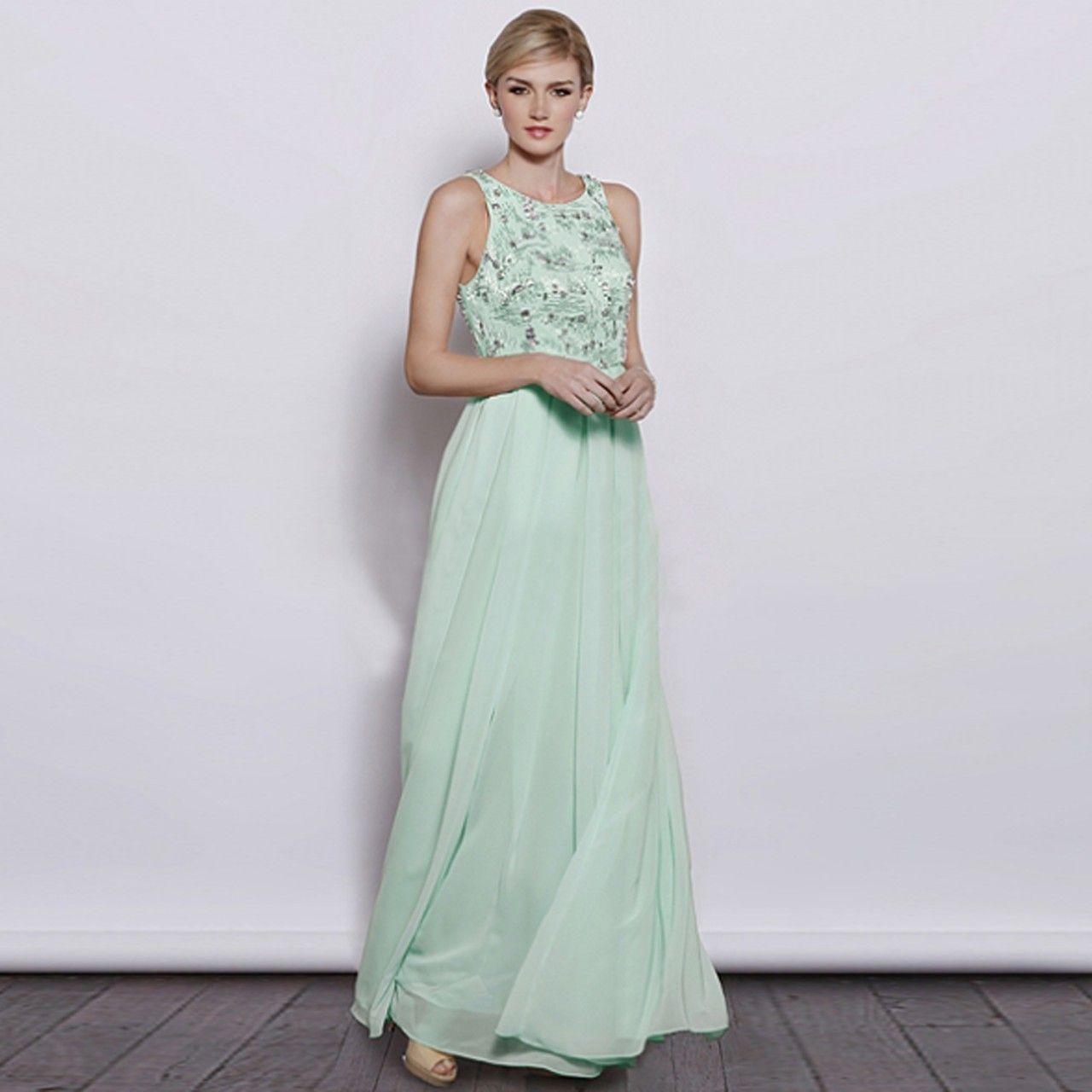 Fashionably Yours - Ingrid Dress Mint, $199.00 (http://fashionably ...