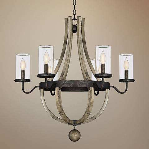 Savoy house eden 29 wide weathervane outdoor chandelier 1w709 lamps plus
