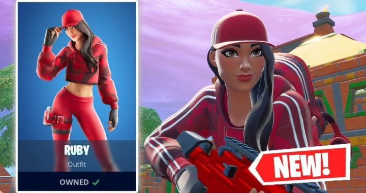 Ruby Fortnite Skin Wallpapers Top Free Ruby Fortnite Skin Backgrounds Wallpaperaccess In 2021 Best Gaming Wallpapers Gaming Wallpapers Gamer Pics