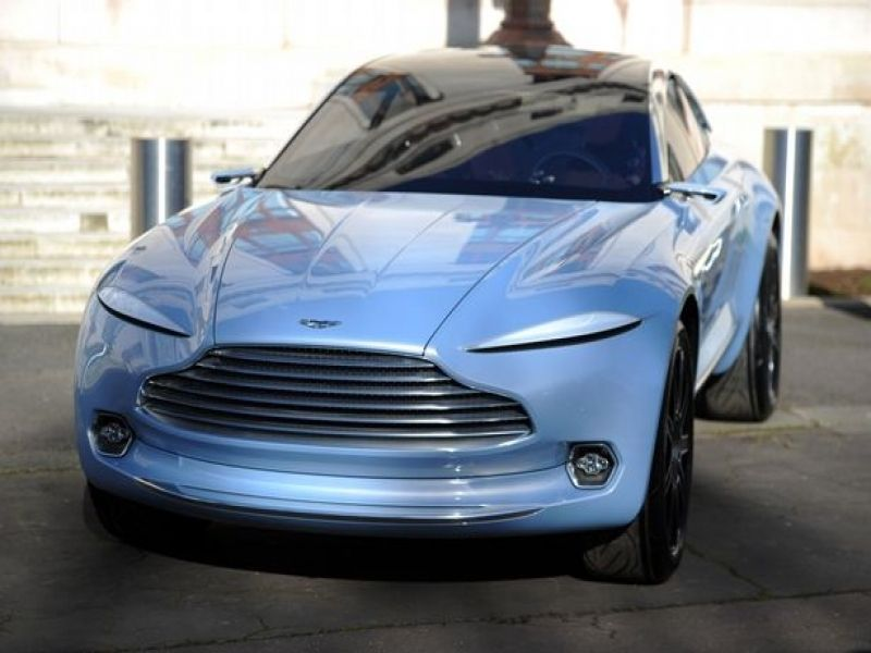 Build A New Car Online Why Aston Martin Chose Wales As The Place To - Build your own aston martin