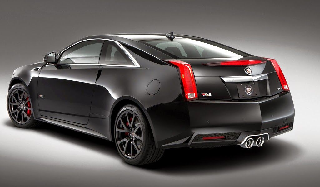 2015 Cadillac CTS V Coupe Tinted windows and she would be perfect ...