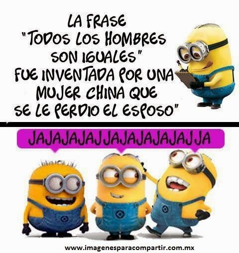 Pics For Frases Chistosas Para Hombres Mentirosos Frases De Minions Frases Chistoso