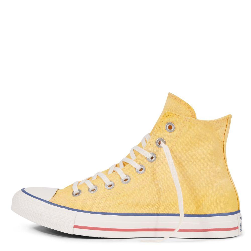 Chuck Taylor All Star Sun Bleach Lemon ChromeSnow White