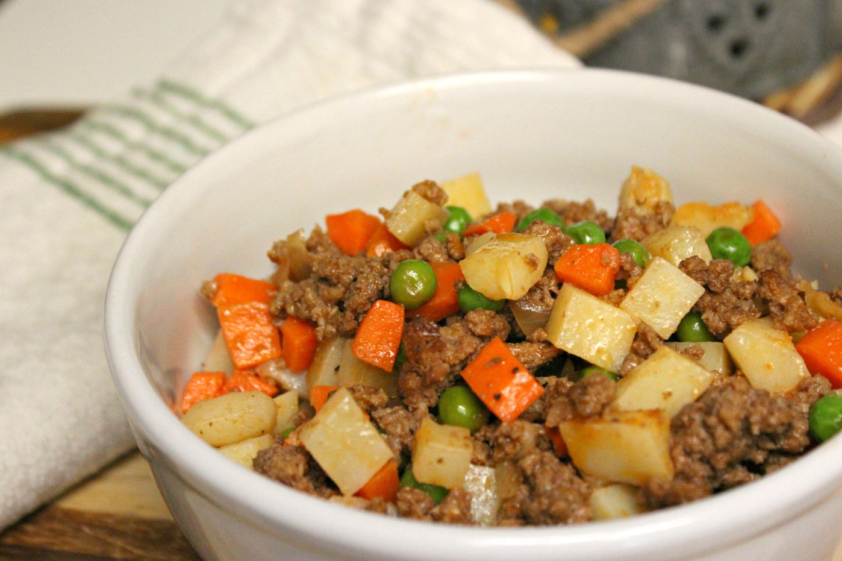 Filipino Picadillo | Recipe | Easy filipino recipes, Beef ...