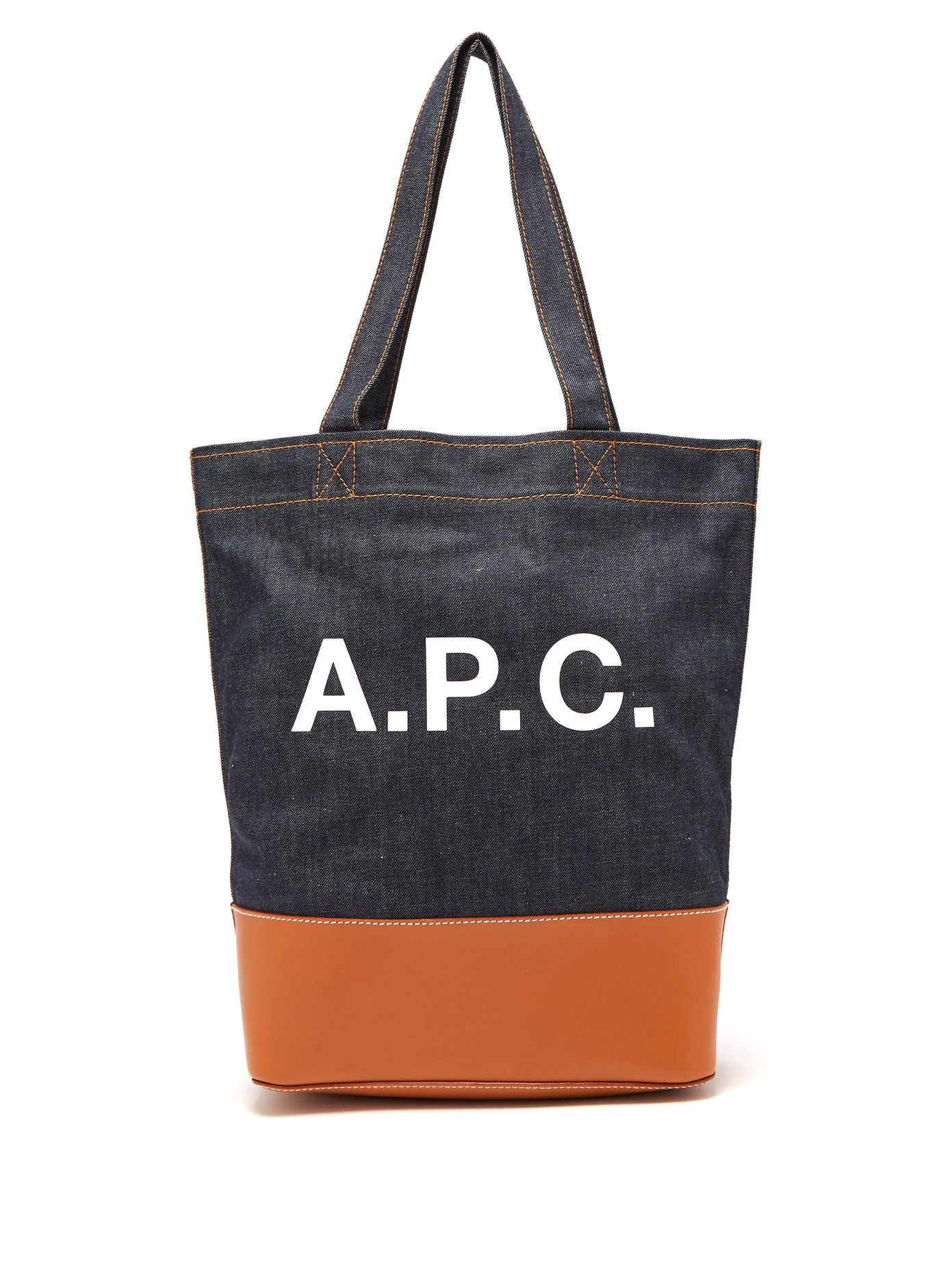 4fdc49c3b3 A.P.C. Axel tote bag