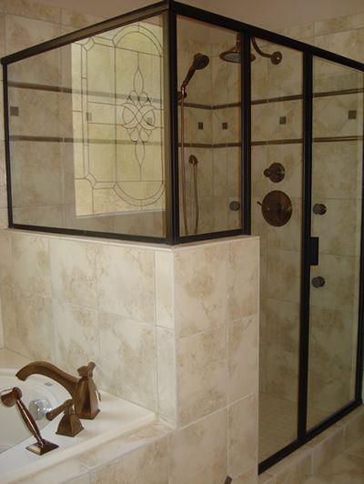 I Like The Shower Door With Images Bathroom Tile Designs