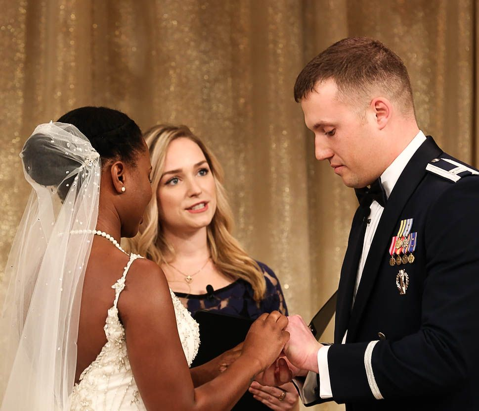 At Officiant NYC, We Were Privileged To Be Selected To