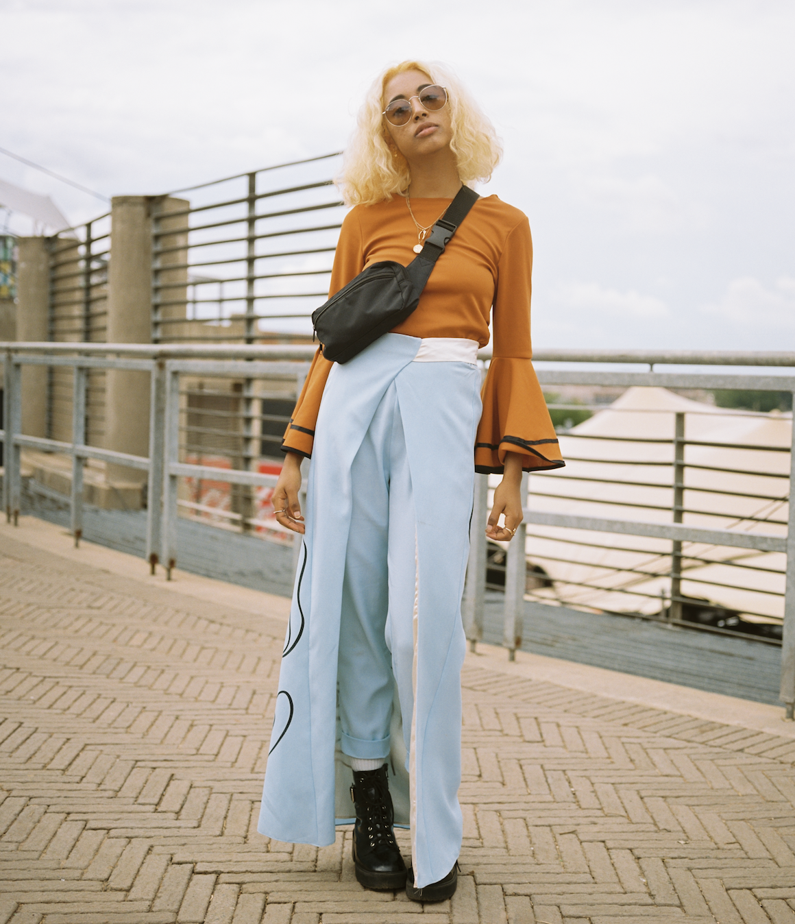 Afro Punk Fashion: The Best Looks From Afropunk Johannesburg, Straight Up