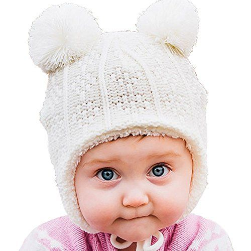 I Love This Baby Chin Strap Hat Tutorial This Sewing Diy Is Such A Good Idea Baby Can T Pull The Hat Off Baby Winter Hats Toddler Fall Cute Toddlers