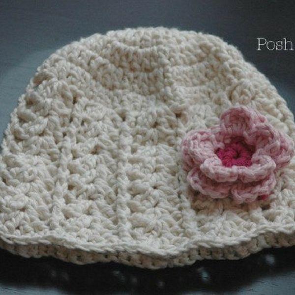 Free Crochet Lace Hat Pattern Modern Crochet Patterns Modern