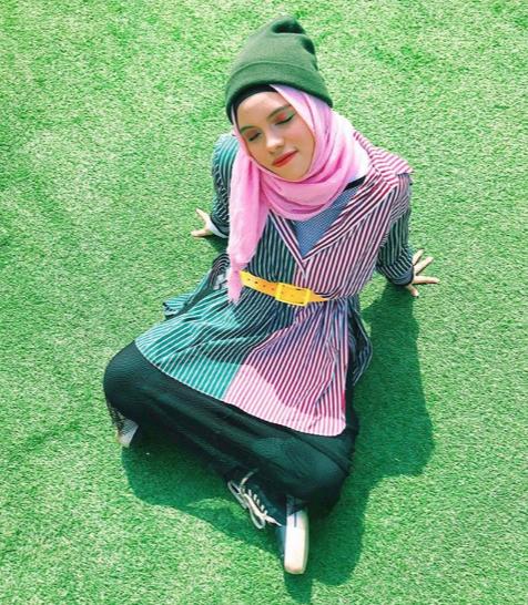 Biodata Sajidah Halilintar, Profil Lengkap, 1001 Fakta, Foto dan Tugas Sajidah - Seleb Squad