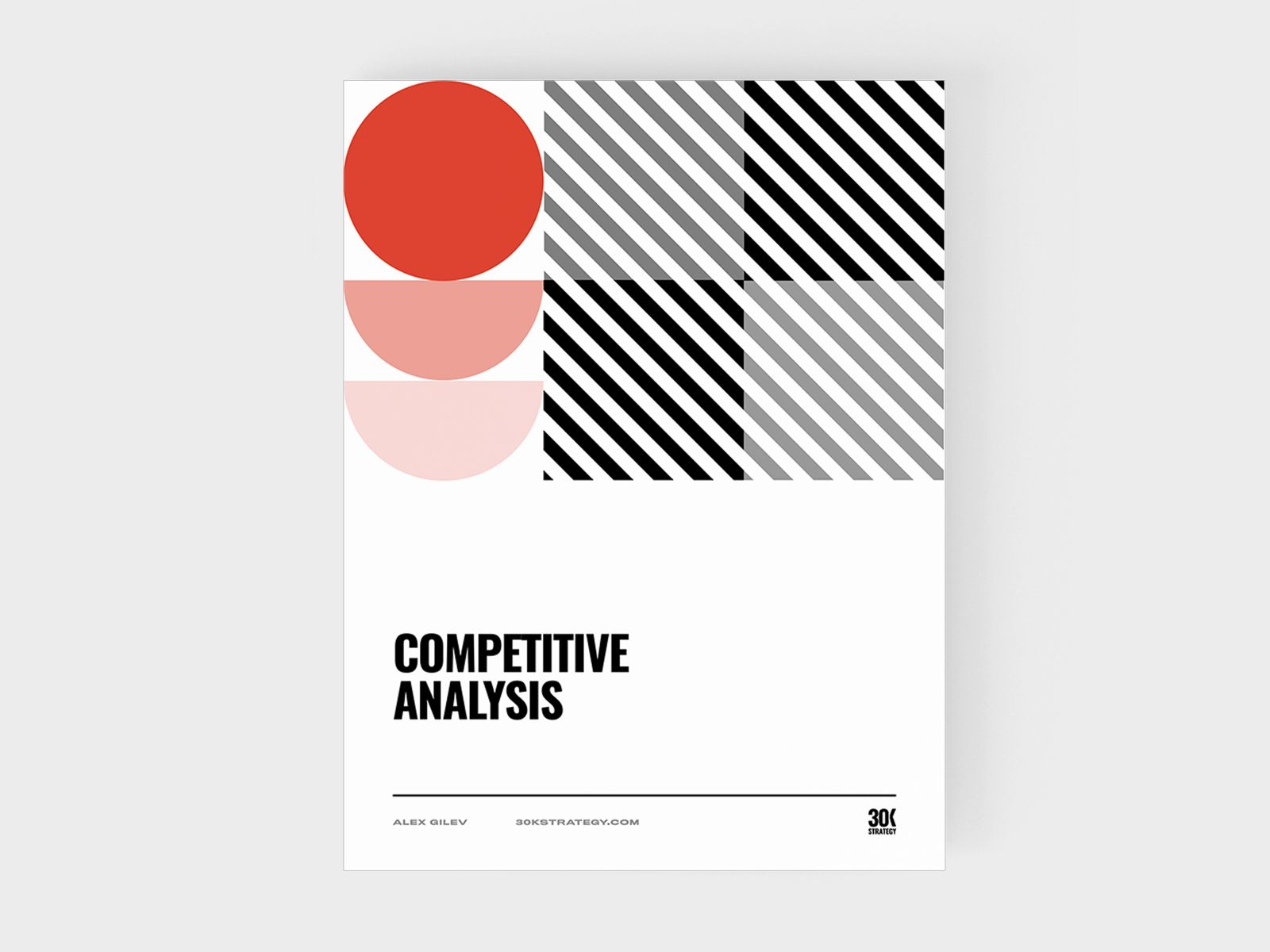 This helps you identify opportunities. Competitive Analysis Template Competitive Analysis Competitor Analysis Analysis